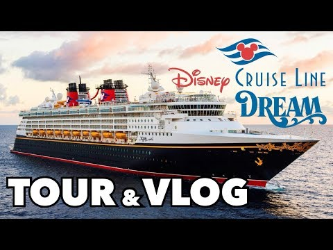 Disney's Dream Cruise Ship And Castaway Cay - Tour And Vlog