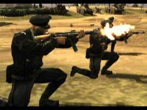 Company of Heroes – Random funny unit chatter
