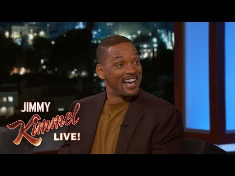 Will Smith Asks Strangers for Money