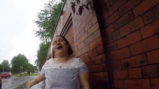 """MA15 KMJ - Hits Cyclist on roundabout - """"I didn"""