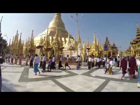 Burma (Myanmar) Vacation 2014 in Full HD