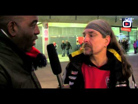 Bully Talk - Arsenal 1 V Stoke 0 - ArsenalFanTV.com