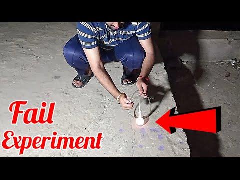 Fail Experiment | Experiment Gone Wrong | Acid Experiment Fail | HCL & Aluminum Accident | New Tech