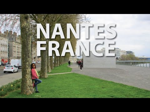 Nantes, France (Les Machines, Nantes Gothic Cathedral)