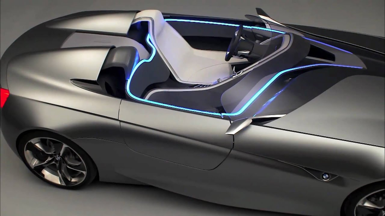 ▻ BMW Vision ConnectedDrive at Geneva 2011 - YouTube