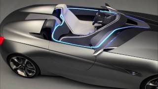 BMW Vision Connected Drive Concept 2011 Videos