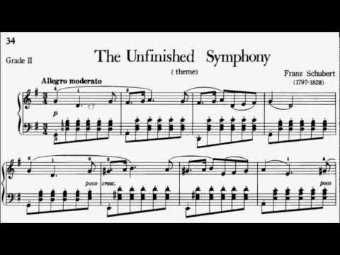 Piano Pieces for Children Grade 2 No.21 Schubert The ...