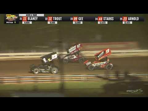 ASCoC Sprint Car A Main Williams Grove Speedway 9 20 2019