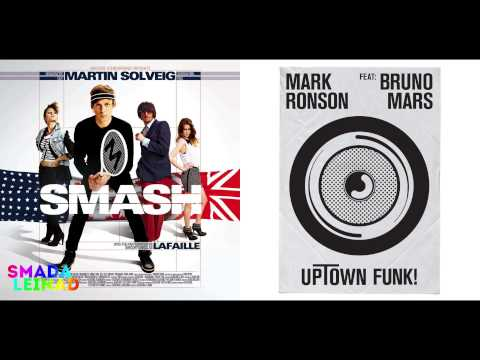 Martin Solveig & Dragonette vs. Mark Ronson ft. Bruno Mars - Uptown Boys & Girls