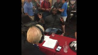 Marcus Spears Speaks His Mind On Nick Saban With Gary Harris