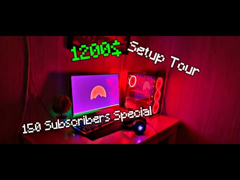 thank-you-for-150-subscribers-[setup-tour-pack-release]