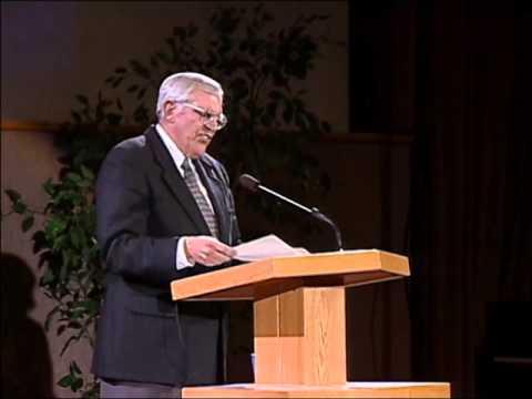 30th Sperry Symposium: Richard D. Draper
