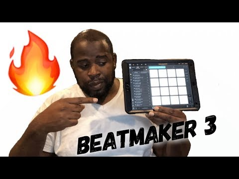 I Made $10000 Making Trap Beats On My IPad Using Beatmaker 3 + [Tutorial]