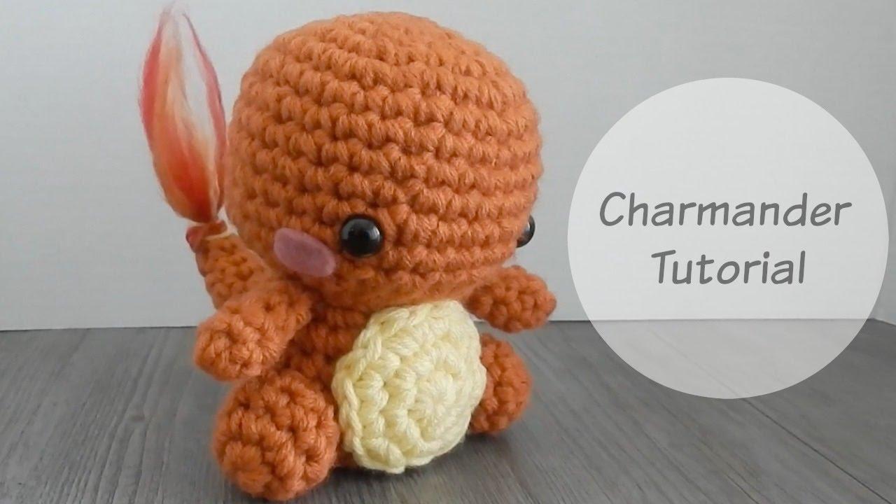 Tsum Tsum Amigurumi Pattern Free : Amigurumi charmander crochet diy youtube