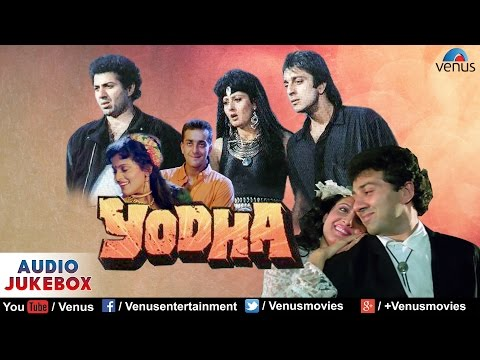 Yodha | Full Songs | AUDIO JUKEBOX | Sunny Deol, Sanjay Dutt, Raveena Tandon & Sangeeta Bijlani |