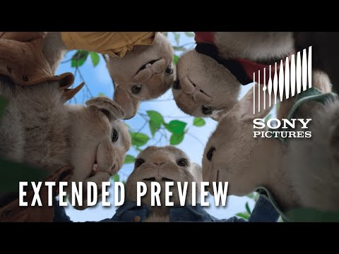 PETER RABBIT – Extended Preview – Now on Digital