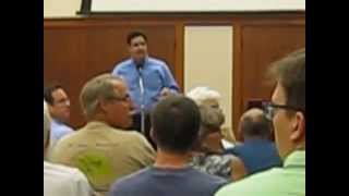 Part 1, Raul Labrador Town Hall Meeting - August 13, 2014