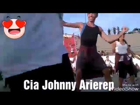 """Cia Johnny Arierep apresenta coreografia """"tudo no seu lugar"""