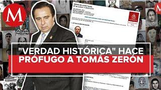 Tomás Zerón Podría Pasar Hasta 60 Años En Prisión; Lo Buscan En Eu, Belice Y Europa