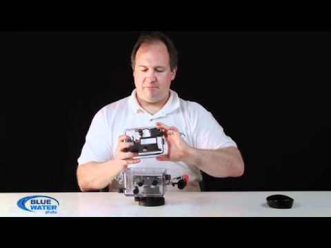 Ikelite Housing For Canon G12 Camera (Product Overview, Underwater Photography)