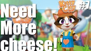 Kitty City Update and Level 16 Gameplay