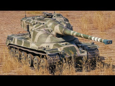 World of Tanks AMX 50 B - 5 Kills 11K Damage thumbnail