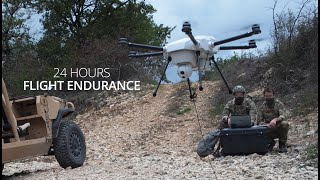 ORION 2 - Advanced Tethered UAS for Military and Government Agencies