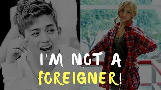 10 Idols Mistaken as Foreigners
