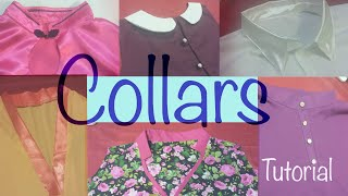 ♥ Collars ☁ Advanced Necklines 2