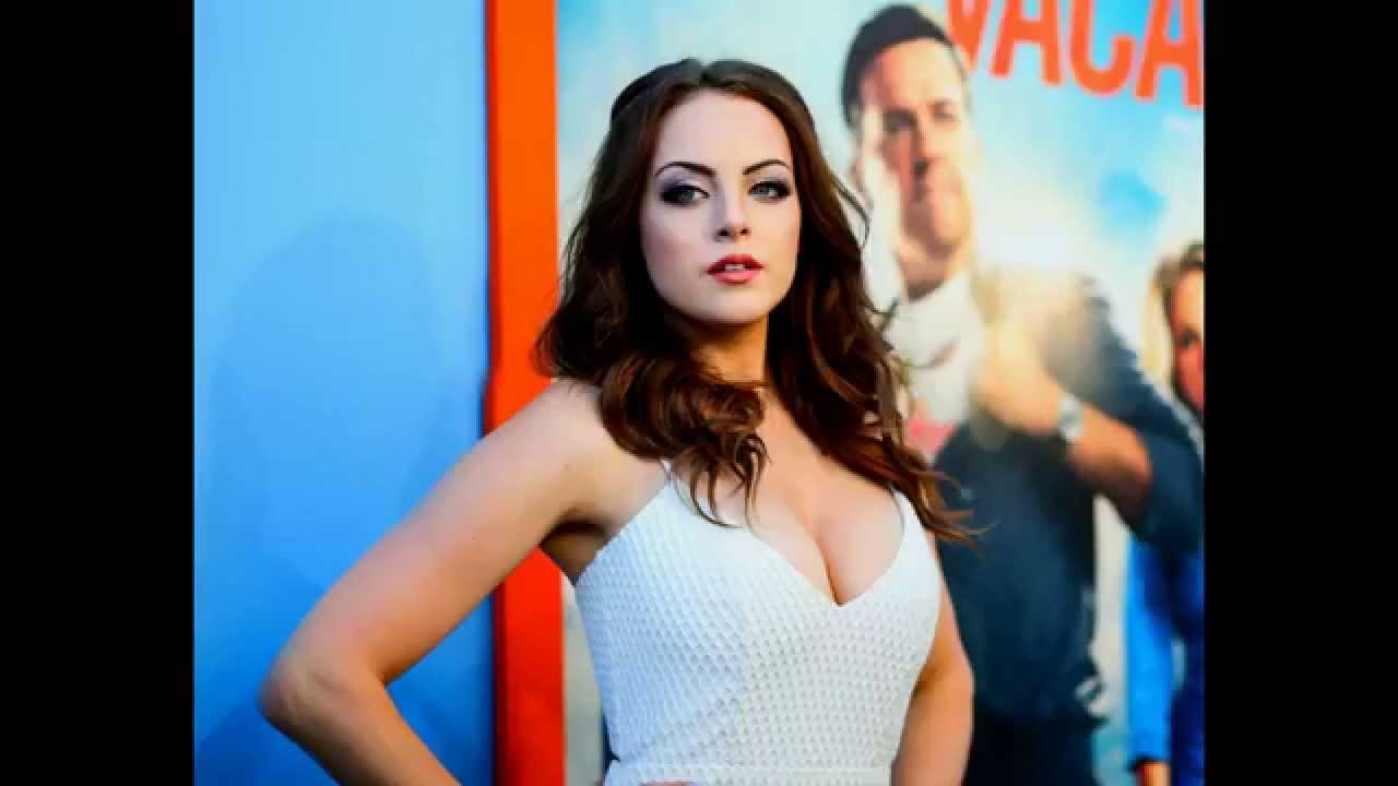 Elizabeth Gillies: Female Muscle Growth