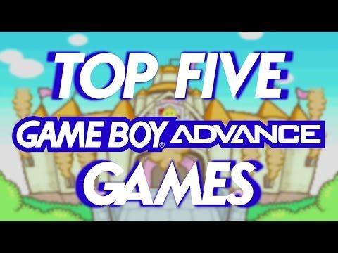 Top Five GBA Games