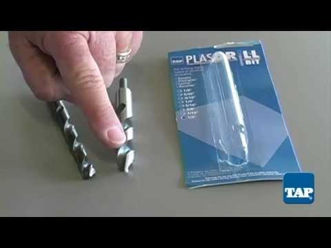 TAP Plastics Drill Bits