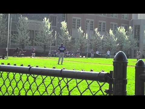 Horace Mann Varsity Baseball Compilation 2011