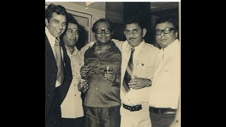 Dharmendra's tribute for Anand Bakshi (70 films together!) on his birth anniv 21 July