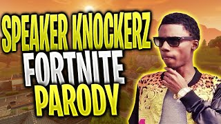 "Speaker Knockerz - ""Money"" (Fortnite Battle Royale Parody)"