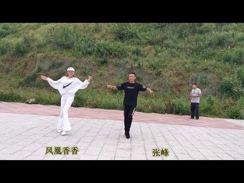 回到家乡贵州和新舞友一起跳最经典的鬼步舞《山谷里的思念》