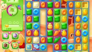 Candy Crush Jelly Saga Level 523 - NO BOOSTERS