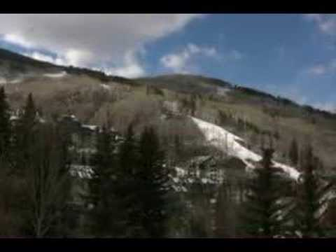View From Beaver Creek/Vail Ski/Golf Vacation Rental Condo