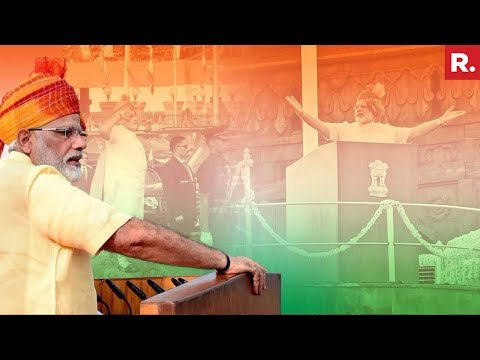 71st Independence Day - PM Modi's Full Speech | Live Updates