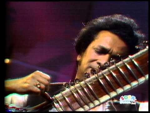 """Ravi Shankar """"TILAK SHYAM"""" on The Ed Sullivan Show"""