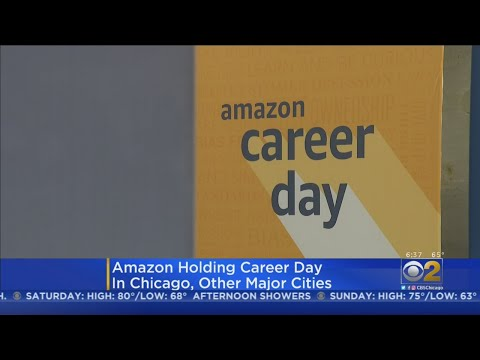 Amazon Hosting Job Fair