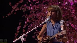 America's Got Talent 2016 Grace Vanderwaal Amazing 12 Y.O. Singer Songwriter Live Shows Round 3