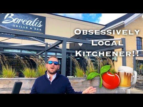 Kitchener Restaurants: Borealis Grille And Bar 🍽🍻