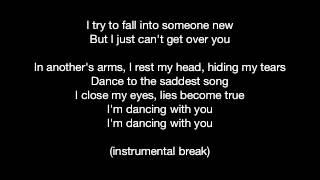 Dancin with You (Lyrics Video) YouTube Videos