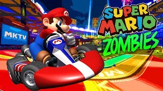 Mario Kart Zombies - Drivable Cars! (Call of Duty Zombies)