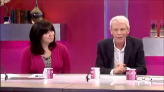 Paul Nicholas on Loose Women