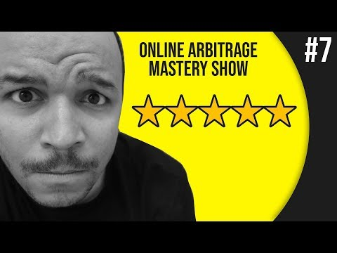 Product Authenticity Protection, Seller Feedback & Notification | Online Arbitrage Mastery Show Ep7