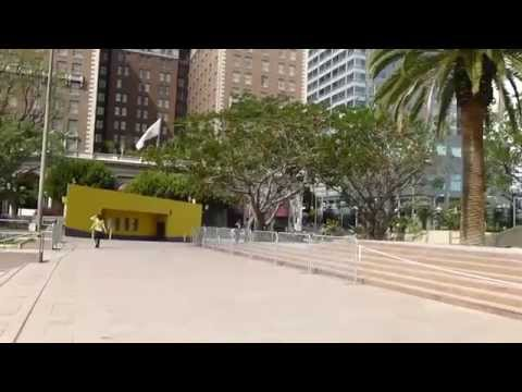 Pershing Square, Downtown Los Angeles