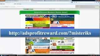 Заработать быстро в интернете с adsprofitreward без вложений