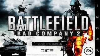 Battlefield Bad Company 2 Mission 5/BFBC2 Android GamePlay